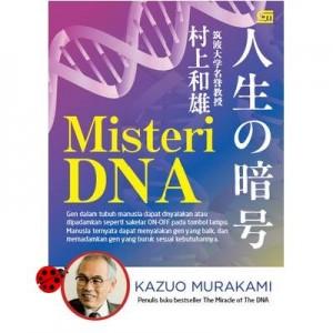 Buku Misteri DNA Kazuo Murakami