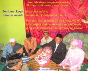 Pernikahan Bapak Tulus Setiawan - Jariyah Pacitan