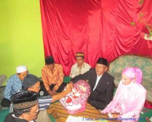 Pernikahan Bapaknya Toha Pacitan