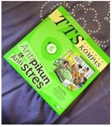 TTS Kompas, Anti Pikun & Stres